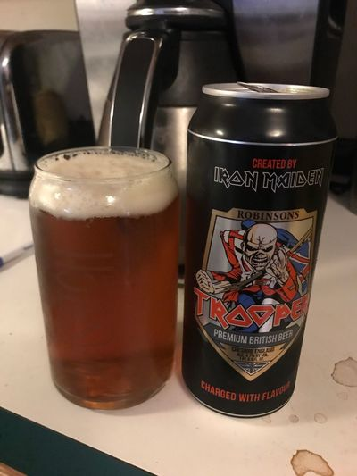Sunday funday. Beer and house cleaning IronMaiden♥ Beer Time Drink Food And Drink Drinking Glass Indoors  Refreshment Text No People