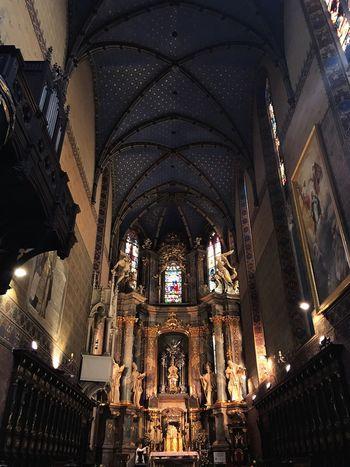 Catholic Church Architecture Architecture Built Structure Illuminated Building Exterior Building Belief Religion Tourism Altar