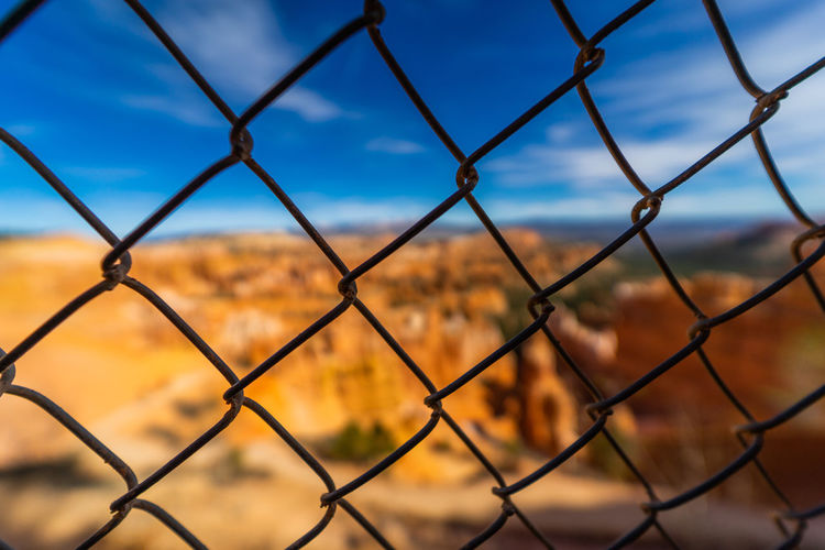 Fence Security Protection Barrier Safety Boundary Chainlink Fence Metal Sky Focus On Foreground Backgrounds Cloud - Sky Nature Full Frame No People Close-up Day Pattern Outdoors Sunset Crisscross