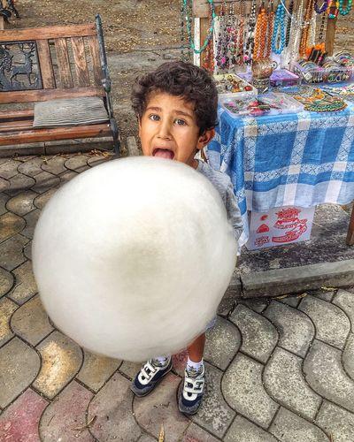 Sweet childhood 🍭 Memories Childhood Children Photography Sweet Borjomi Georgia Turkmen First Eyeem Photo