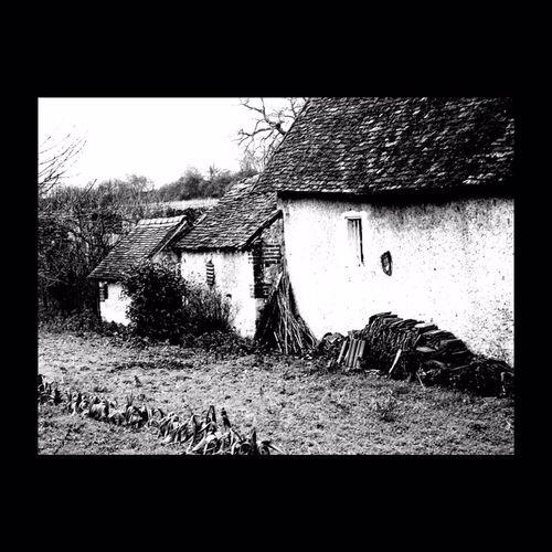 Ferme de Touraine. Old House Touraine