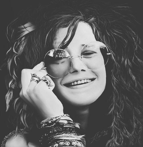 Janis Joplin Woodstock 1969 Blues Idol
