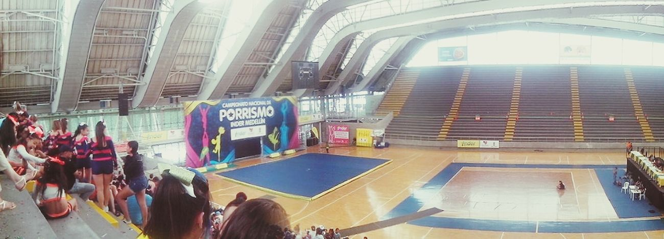 ILoveColombia  Cheerleading Competition Cheer ! Cheerleading♡