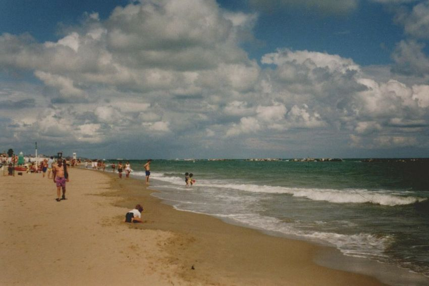 ломо Smena 8m Film Photography The Purist (no Edit, No Filter) Beach Clouds And Sky Cloudy Sea And Sky Seaside Summer