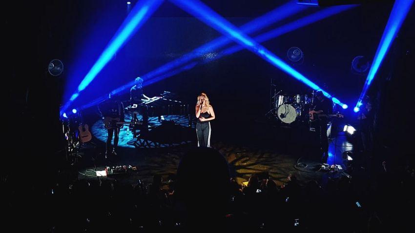 Popular Music Concert Rock Group Musician Performance Group Crowd Fan - Enthusiast Presenter Audience Nightclub Illuminated