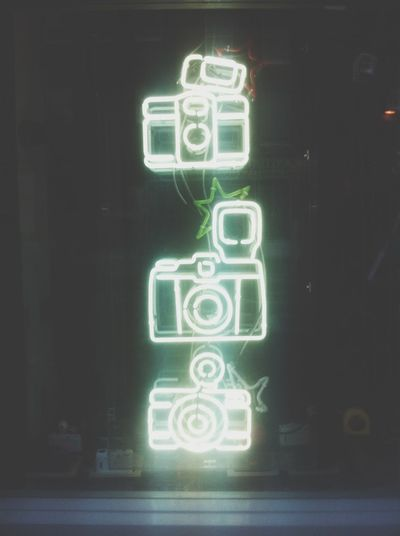 Cameras 3 Of One