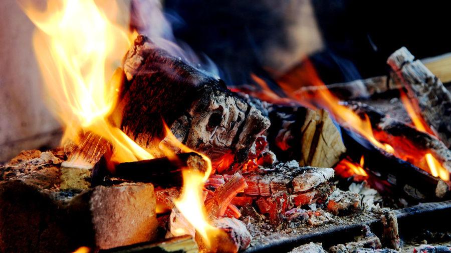 Ash Barbecue
