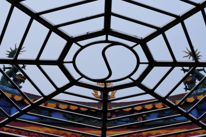 shaolin Concentric Pattern Roof Sky Architecture Close-up Built Structure Geometric Shape Architectural Design Directly Below Architectural Detail Triangle Shape Triangle Architecture And Art Rectangle Ceiling Spiral Staircase Pyramid Cupola Spiral LINE Hexagon Ceiling Light  Hanging Light Architectural Feature Chandelier Square Shape Circular Skylight