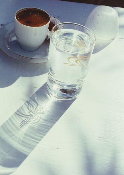 Turkish cafee Sea