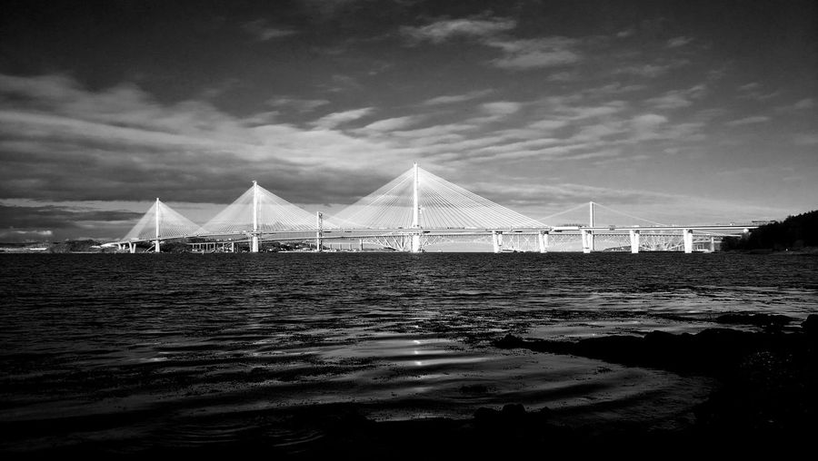 Bridges RiverForth Queensferry Crossing
