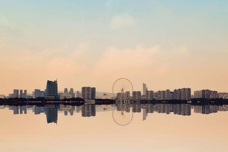 蠡湖 Symmetry