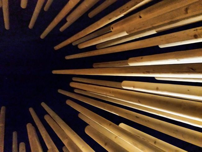 Vertical Wood Architectural Feature Stefano Boeri Wood Sculpture Garden Sculpted Light