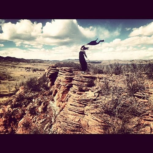 Radogram Roadlesstraveled Adventure Colorado Co Fortcollins Horsetooth Happy Life Destination Explore Outdoors