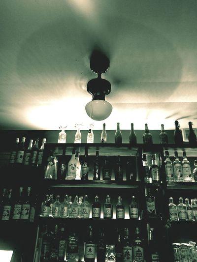 Bar Alcoholism Alcohol U Zvonečku PrahaLádví Black & White
