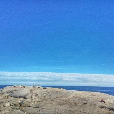 Smooth • TstMoments The lighthouse at Peggys Cove is build on these beautifully polished rock formations. Prefect spot to sit back, relax and enjoy the view. • Tstcanada with @explorecanada & @visitnovascotia • Explorecanada VisitNovaScotia • Travel Canada NovaScotia PeggysCove •