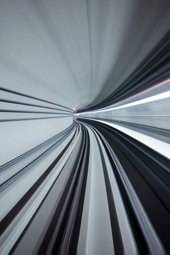 Long Exposure Shot of Metro Rail Abstract No People Pattern Indoors  Backgrounds Full Frame Architecture Transportation Diminishing Perspective vanishing point Direction Built Structure Motion Connection Close-up The Way Forward Day Metal Speed Directly Below Silver Colored Qatar Metro Ijas Muhammed Photography Doha Dubai Long Exposure Transportation Wallpaper