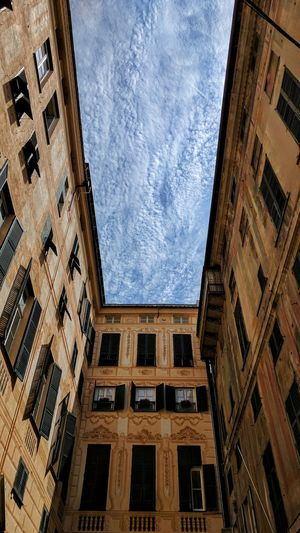 Architecture Window Built Structure Building Exterior Low Angle View No People Travel Destinations Sky Day City Outdoors Dramatic Sky Cloud - Sky Architecture City