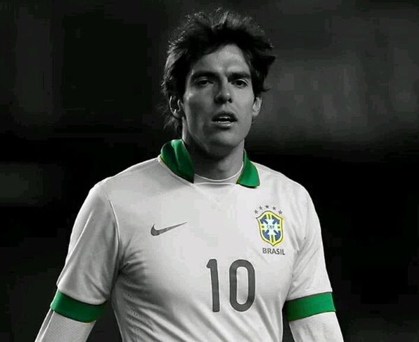 Kaká Best Team Ever Prazil Color Splash <3 <3