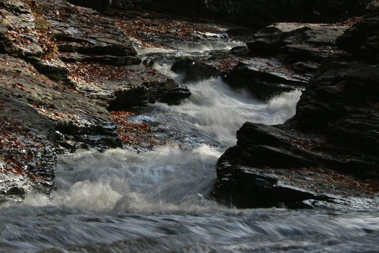 Ohiopyle Pa Slides At Ohiopyle PA Fall Pennsylvania Canon First Eyeem Photo