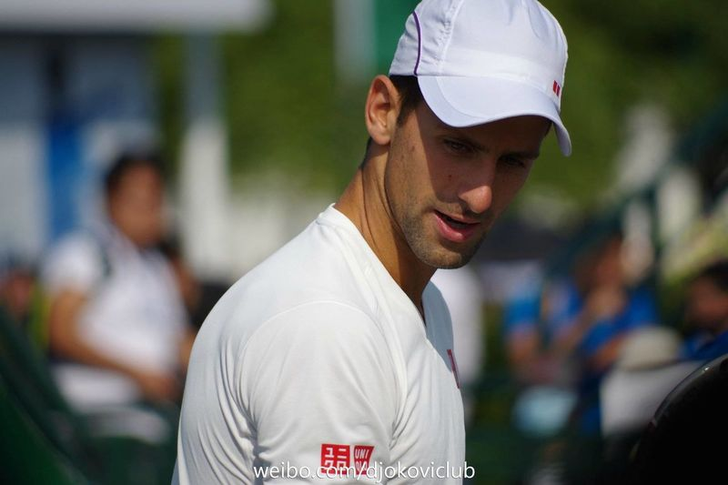 Novak Djokovic My Idol ♥♥♥