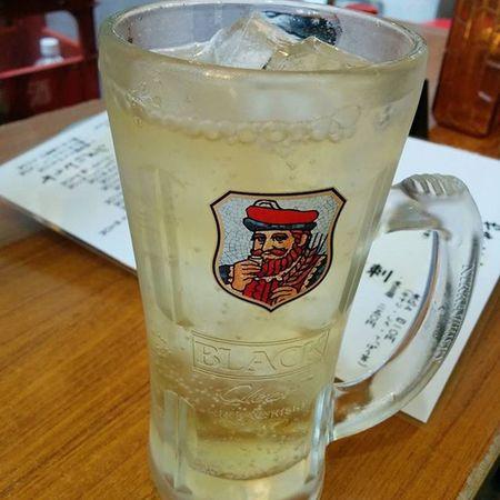 ハイボール♪ Drinking Whisky 酒場 上野