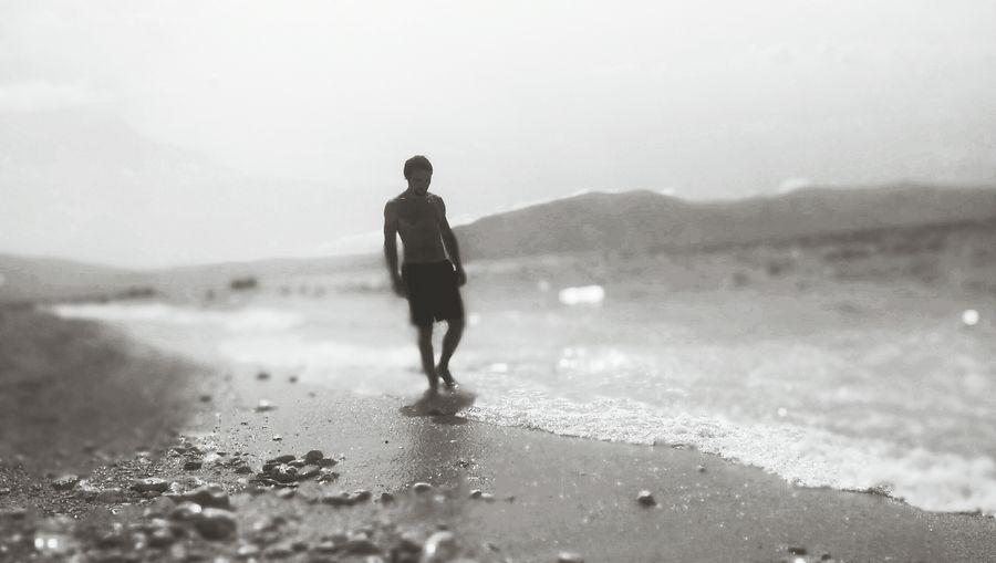 Beach Life Is A Beach Black & White Beachphotography On The Beach Beach Life Beach Day Beach Walk Beach Time Beachlife