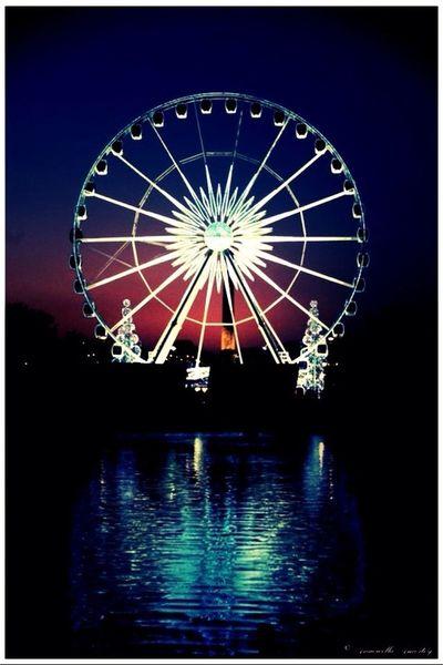 Night Wheel