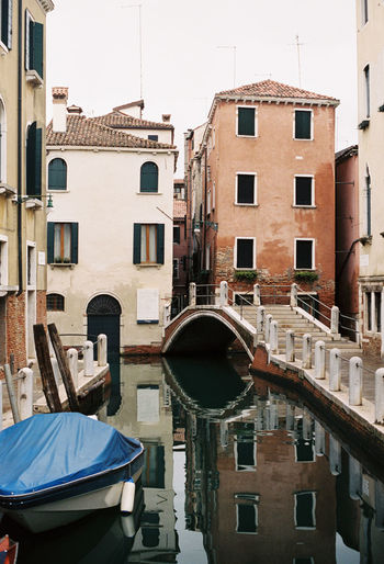 35mm 35mm Film Analogue Photography Venice, Italy Your Ticket To Europe Analog Architecture Building Exterior Built Structure City Day No People Outdoors Residential Building The Week On EyeEm
