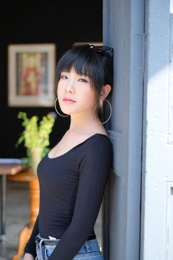 my Asian look