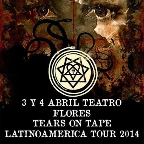 Argentina 2014 <3 Him Heartagram Villevalo Tot tour tearsontour argentina2014