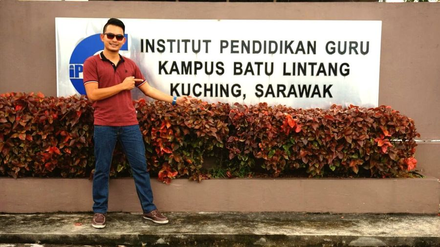 I was here 2006-2010 Ipbl Batulintang Ipgmbl Kuching Kuching, Sarawak Teacherslife Teachers Diary Cikgu Guru Education Institute Galvin