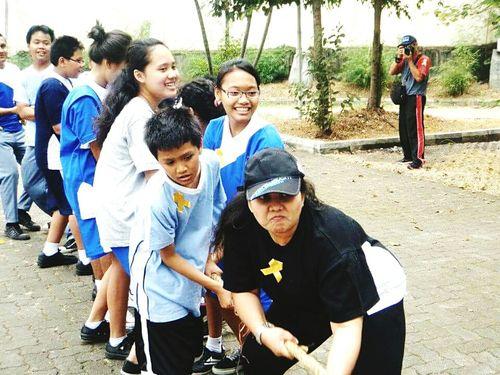Learn & Shoot: Layering Expression Lomba Tariktambang Teacherandstudent