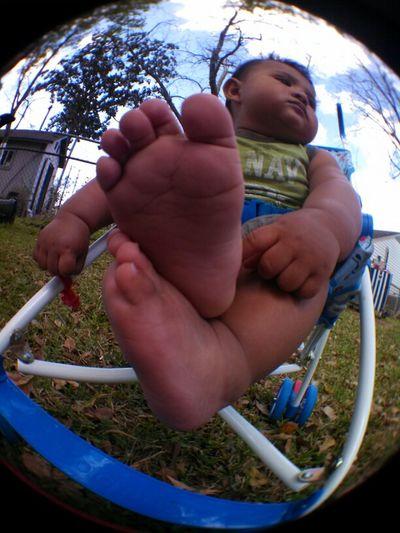 jorgie's feet c:
