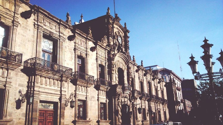 Palacio de Gobierno Gdl