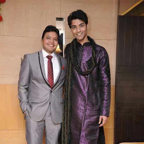 Handsome_duo Engagement_party RockD
