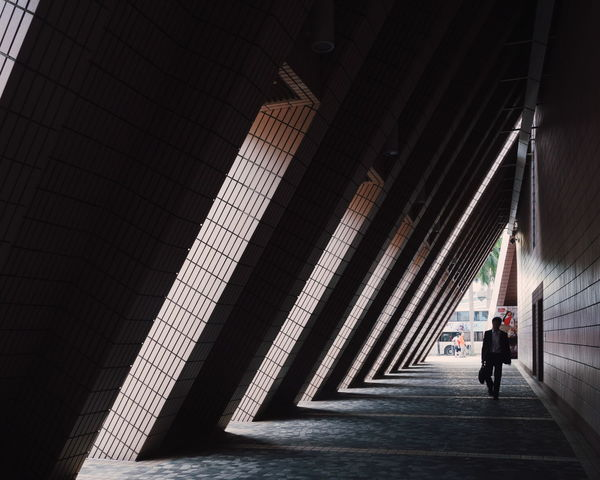 HongKong Hong Kong Tsim Sha Tsui Street Street Photography Streetphotography Silouette