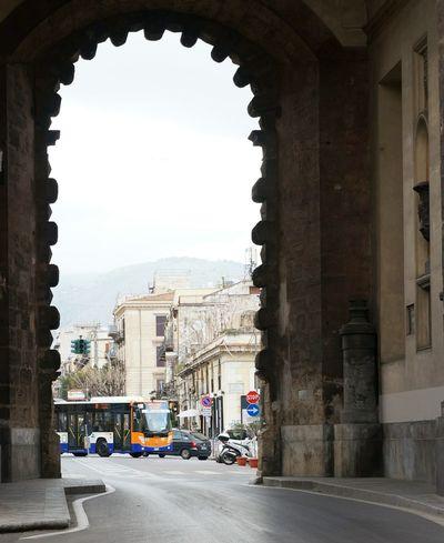 Porta Nuevo, Palermo. Architecture Palermo, Italy Palermo Travel Destinations Travel Tourism History Cultures Vacations Traveler Travel Vacation Time Sicily Sicilia Italy Italy🇮🇹 Ancient Architecture