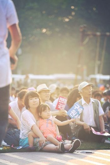 현재도 진행중.. We Fight For Our Democracy! Democracy Your Photo For Social Change By PhotoPhilanthropy Democracy For Our Children