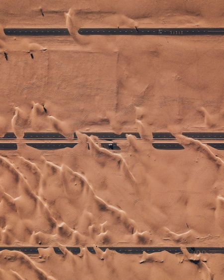 Add grain Dji EyeEm Selects Full Frame Pattern Sand Backgrounds Textured  No People