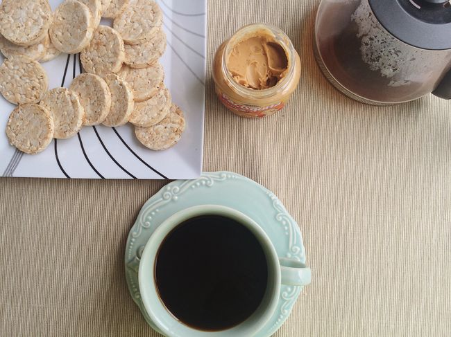 Coffee At Home Breakfast Coffee And Sweets Coffee Time Coffee