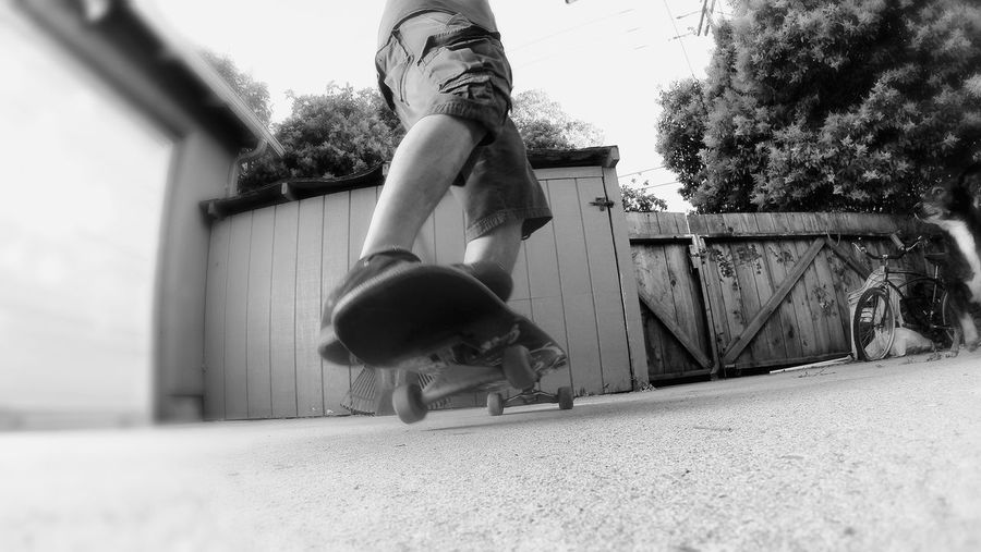 something. Black & White Black And White Blackandwhite Point Of View Perspective Idiot Capturing Movement Skateboarding POV Outdoors Whatever That's Me Taking Photos Athleisure Home Is Where The Art Is
