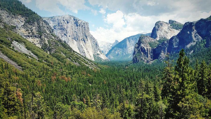 Hello World from Yosemite Valley!