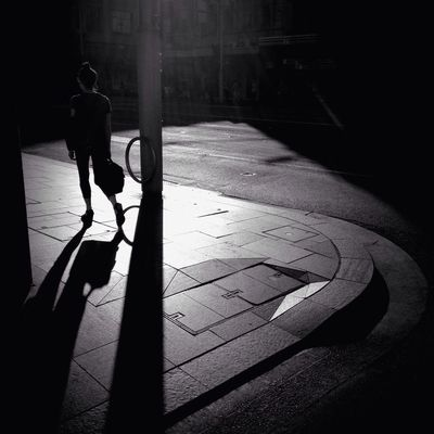 Finding The Next Vivian Maier TheMinimals (less Edit Juxt Photography) NEM Street Streetphoto_bw