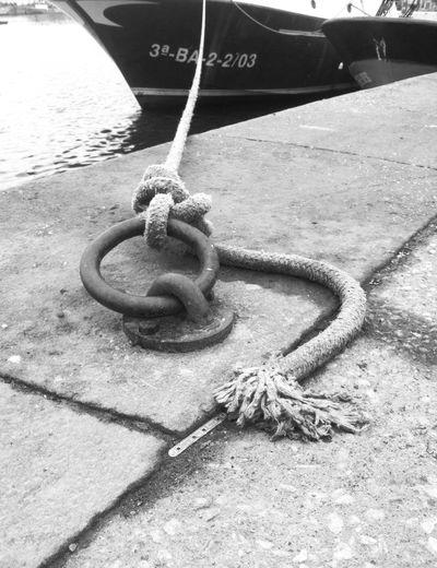Tan Importante Como Una Cuerda Fishing Boat