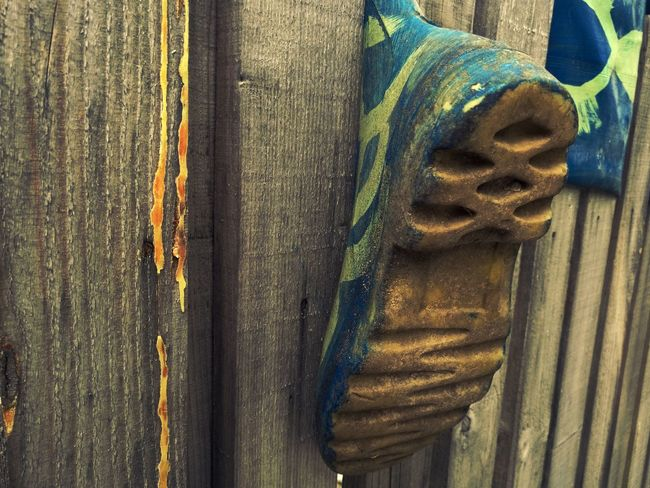 Boot Boots Art Artistic ArtWork Fence Wood - Material Blue My Unique Style Streetphotography Eye4photography  EyeEm Best Shots Eyeemphotography Photograph EyeEm Gallery Eyeem Collection EyeEmNewHere Exceptional Photographs Street Photography Outdoors Day EyeEmBestPics EyeEm Gold EyeEm Masterclass Sommergefühle Let's Go. Together. EyeEm Selects Neon Life Your Ticket To Europe The Week On EyeEm Mix Yourself A Good Time Rethink Things