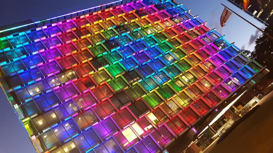 cityscapes City Festival Lighting Up The Night... Building Lights Perth City Perth City At Night Perth City Lights Supermarket Business Business Finance And Industry Cityscape Sky Love Is Love EyeEmNewHere The Great Outdoors - 2018 EyeEm Awards