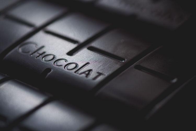 Close-up of chocolate