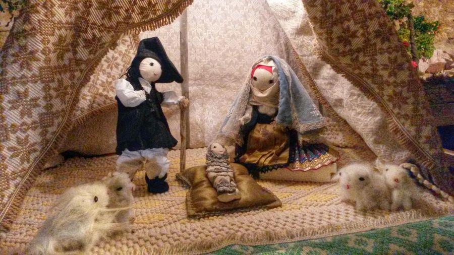 Nativity Scene Folklore Folk Art Cagliari, Sardinia Sardinia Sardegna Italy  Sardinia Cagliari Sardinian Nativity Christmas Lieblingsteil