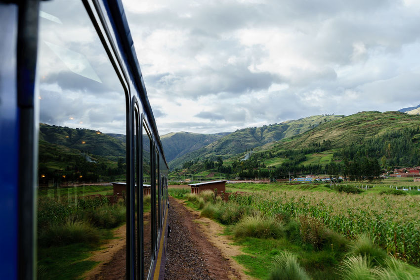 Altitude America Anden Cocktails Cusco The KIOMI Collection Express High Historical Sights International Landmark La Raya Haircut Lama Music Old People Peru Peru Rail Puno Rail South Traditional Train Train Tracks Travel Landscapes With WhiteWall
