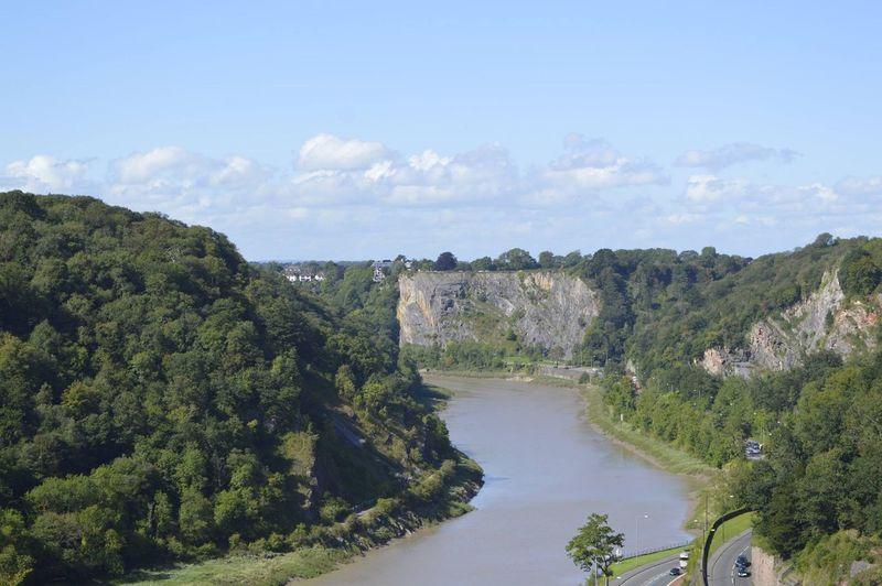 Avon gorge, Bristol River Avon Bristol, England Bristol